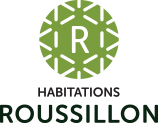 Logo Les Habitations Roussillon - New houses in St-Constant